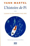 L'histoire de Pi - Yann Martel