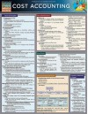 Cost Accounting (Quick Study: Business) - Inc. BarCharts