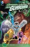 Green Lantern: New Guardians, Vol. 3: Love and Death - Tony Bedard, Aaron Kuder