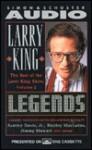 Larry King Legends Cassette - Larry King, Daniel King