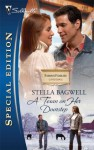 A Texan on Her Doorstep (Silhouette Special Edition) - Stella Bagwell