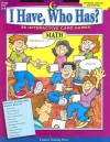 I Have, Who Has? Math, Grades 3-4: 38 Interactive Card Games - Trisha Callella-Jones