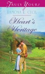 Heart's Heritage (Truly Yours Digital Editions) - Ramona K. Cecil