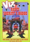VIZ Comic - The Rusty Sheriff's Badge - Chris Donald