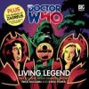 Doctor Who: Living Legend (Audio CD) - Scott Gray