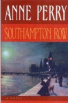 Southampton Row (Audio) - Anne Perry, Michael Page