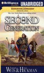 The Second Generation - Margaret Weis, Tracy Hickman, Gabra Zackman