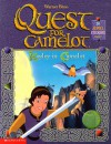 Kayley in Camelot Jewel: Book and Jewel Stickers (Quest for Camelot) - Warner Brothers