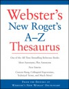 Webster's New Roget's A-Z Thesaurus - Charlton Laird, Merriam-Webster, Michael E. Agnes