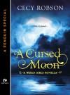 A Cursed Moon - Cecy Robson
