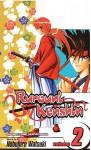 Rurouni Kenshin 2: The Two Hitokiri (Rurouni Kenshin (Sagebrush)) - Nobuhiro Watsuki
