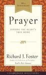Prayer Selections - Richard J. Foster, Rick Adamson