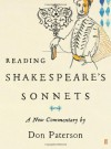 Reading Shakespeares Sonnets - Don Paterson