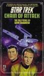 Chain Of Attack (Star Trek, #32) - Gene DeWeese