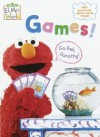 Elmo's World: Games! - Jenny Miglis Sandvik, Peter Panas