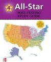All-Star - Book 4 (High-Intermediate - Low Advanced) - USA Post-Test Study Guide - Lee Linda, Stephen Sloan, Jean Bernard, Grace Tanaka, Kristin Sherman, Shirley Velasco