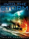Into the Storm (Destroyermen Series #1) (Library Edition) - Taylor Anderson, William Dufris