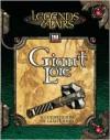 Legends & Lairs: Giant Lore - Fantasy Flight Games