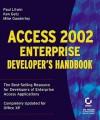 Access 2002: Desktop Developer's Handbook - Paul Litwin, Ken Getz, Mike Gunderloy