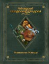 Premium 2nd Edition Advanced Dungeons & Dragons Monstrous Manual - Wizards RPG Team