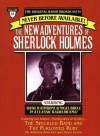 The Adventure of the Speckled Band and The Purloined Ruby: The New Adventures of Sherlock Holmes, Episode #18 - Anthony Boucher, Denis Green, Basil Rathbone, Nigel Bruce