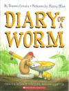 Diary Of A Worm (Audiocassette) - Doreen Cronin, Harry Bliss
