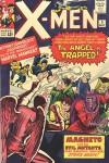 Uncanny X-Men 5 (Volume 1) - Stan Lee, Jack Kirby, Paul Reinman, Sam Rosen