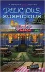 Delicious and Suspicious (A Memphis BBQ Mystery #1) - Riley Adams