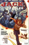 Jack of Fables: The (Nearly) Great Escape - Bill Willingham, Matthew Sturges, Tony Akins, Andrew Pepoy