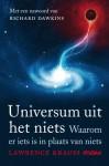 Universum uit het niets - Lawrence M. Krauss, Eddy Echternach, Richard Dawkins