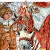 The Baker's Dozen: A Saint Nicholas Tale - Aaron Shepard, Wendy Edelson