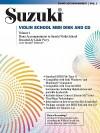 Suzuki Violin School - Linda Perry
