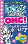 Dork Diaries OMG: All About Me Diary! - Rachel Renée Russell