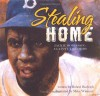 Stealing Home: Jackie Robinson: Against the Odds - Robert Burleigh, Mike Wimmer