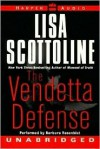 The Vendetta Defense (Audio) - Lisa Scottoline, Barbara Rosenblat