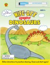 Wipe-Off Learn to Draw Dinosaurs [With Marker] - School Specialty Publishing, Brighter Child
