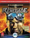Command & Conquer: Renegade: Prima's Official Strategy Guide - Greg Kramer, Prima Publishing