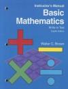Basic Mathematics (paperback) - Walter C. Brown