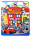 Fisher-Price Little People Lift & Look All Around the Town - SoftPlay