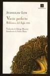 Vacío perfecto - Stanisław Lem
