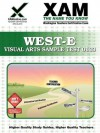 WEST-E Visual Arts Sample Test 0133 Teacher Certification Test Prep Study Guide - Sharon Wynne