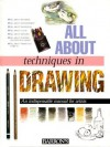 All About Techniques in Drawing (All about Techniques: Art) - Parramon's Editorial Team