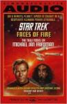 Faces of Fire (Star Trek: The Original Series, #58) - Michael Jan Friedman
