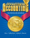 Century 21 Accounting Multicolumn Journal Anniversary Edition, 1st Year Course Chapters 1-26 - Kenton E. Ross, Mark W. Lehman, Claudia B. Gilbertson