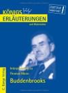 Die Buddenbrooks - Thomas Mann, Thomas Brand