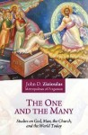 The One and the Many: Studies on God, Man, the Church, and the World Today - John D. Zizioulas, Fr. Gregory Edwards, Stamatis Skliris
