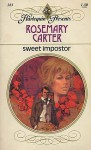 Sweet Imposter - Rosemary Carter