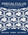 Precalculus: A Right Triangle Approach (recover) (2-downloads) - Judith A. Beecher, Marvin L. Bittinger, Judith A. Penna