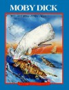 Moby Dick (Troll Illustrated Classics) - Herman Melville, Bernice Selden, Gary Gianni