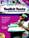 Toolkit Texts: Grades 6-7: Short Nonfiction for Guided and Independent Practice (Comprehension Toolkit) - Stephanie Harvey, Anne Goudvis